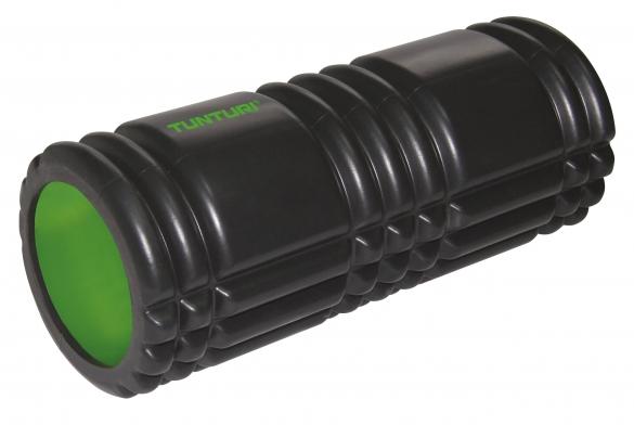 Tunturi Yoga grid foam roller 33 CM Black 14TUSYO013  14TUSYO013