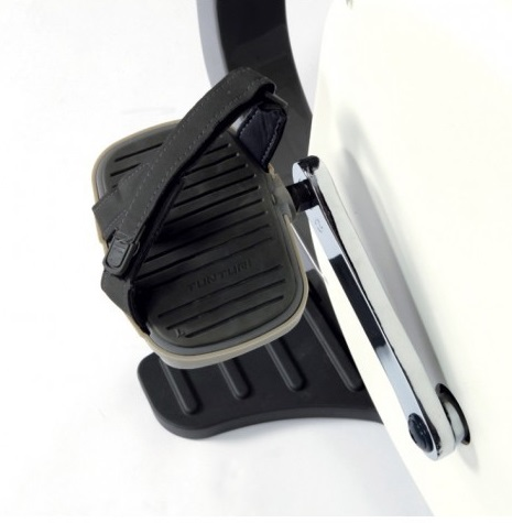Set pedalen met bandjes voor Tunturi hometrainer Pure lijn  .363.1018