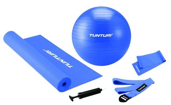 Tunturi Pilates & Fitness set de luxe 14TUSPI002  14TUSPI002
