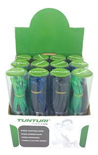 Tunturi Speed Springtouw 12 stuks 14TUSFU158  14TUSFU158