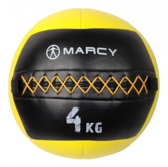 Marcy Wall Ball 4 KG Geel 14MASCF009  14MASCF009