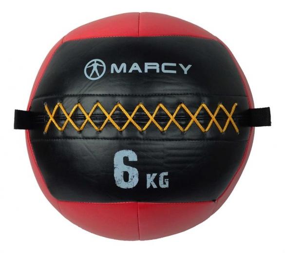 Marcy Wall Ball 6 KG Rood 14MASCF010  14MASCF010