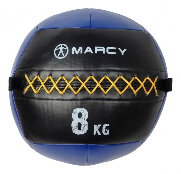 Marcy Wall Ball 8 KG Blauw 14MASCF011  14MASCF011