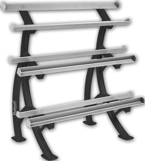 Tunturi Platinum Collection Dumbbell Rack   11PTSS1060