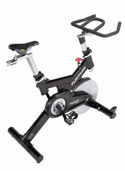 Tunturi Platinum spinningbike Sprinter Bike (11PTSB1000) (demomodel)  11PTSB1000DEMO