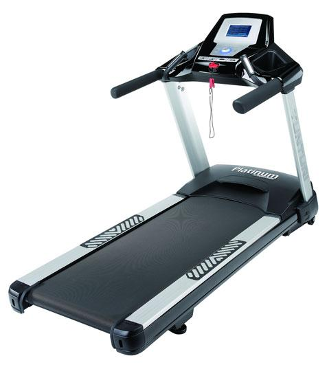 Tunturi Treadmill Platinum Collection Demo 11PTTR1000  11PTTR1000DEMO