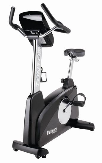 Tunturi Upright Bike Platinum Collection (11PTUB1000)  11PTUB1000