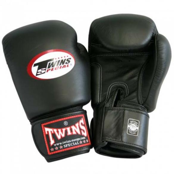Twins BGVL 3 bokshandschoenen zwart  BGVL3-z
