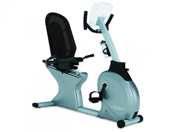 Vision Fitness ligfiets recumbent R2250 simple console  VIR2250SIMPLE