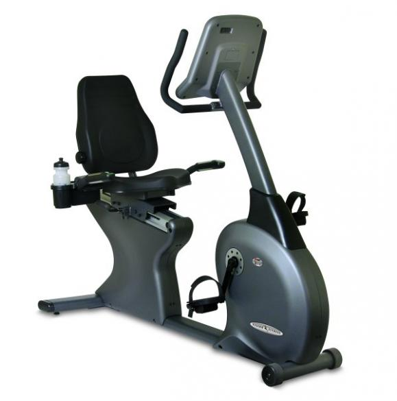 Vision Fitness ligfiets recumbent R2750 HRT  VIR2750HRT