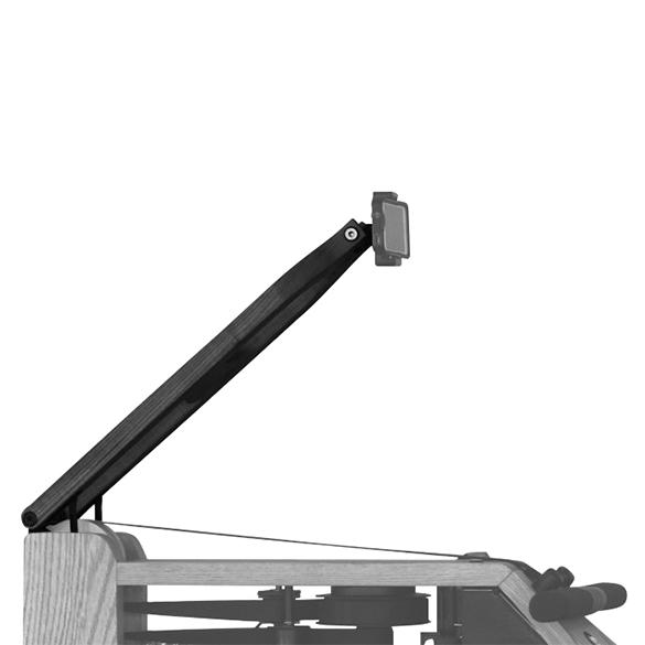 Waterrower Phone en Tablet Arm Black  OFWR650LK
