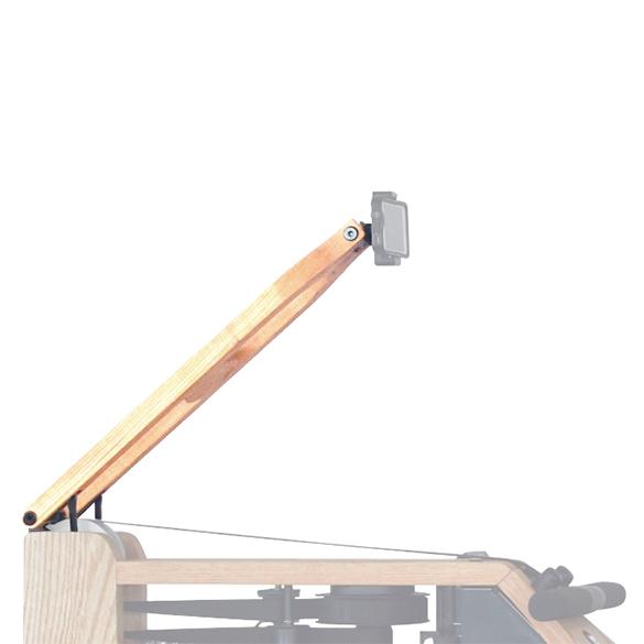 Waterrower Phone en Tablet Arm Eiken - Oak  OFWR650OAK