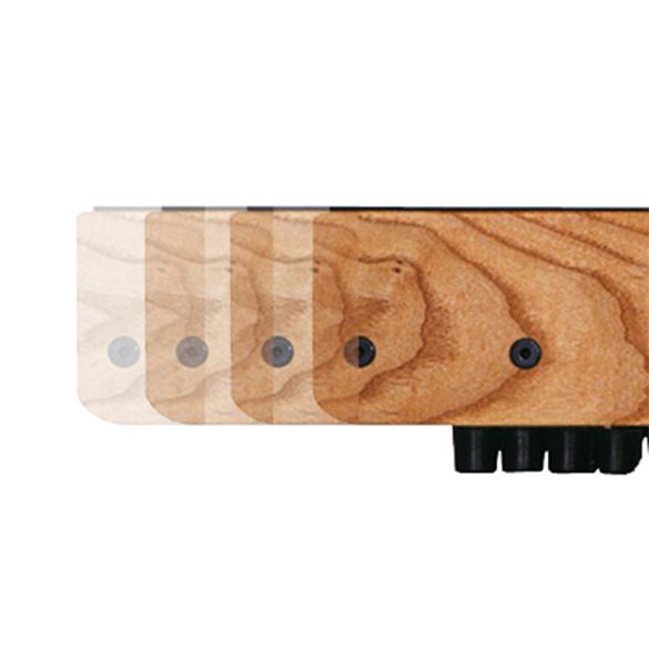 Waterrower XL rails natural essenhout  OFWR0220XL/ash