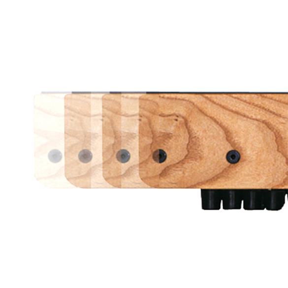 Waterrower XL rails natural oak  OFWR0220XL/oak