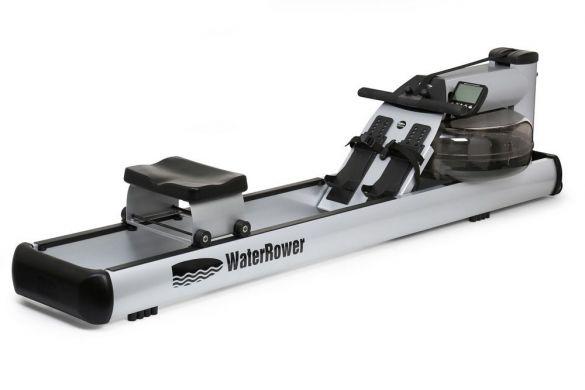 Waterrower Roeitrainer M1 LoRise (stalen frame)  OOFWRMONE