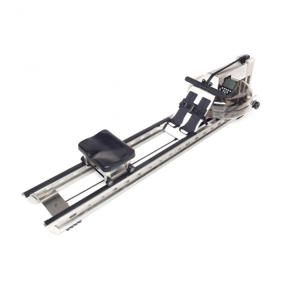 Waterrower Roeitrainer S1 roestvaststaal (RVS) limited  OOFWRS1MC