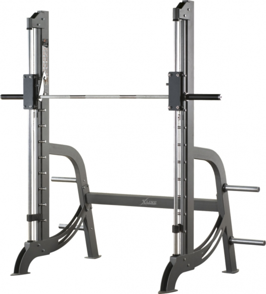 X-Line smith machine with counterweight  XR217