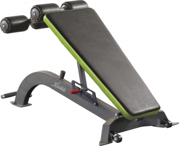 X-Line abdominal bench adjustable  XR311