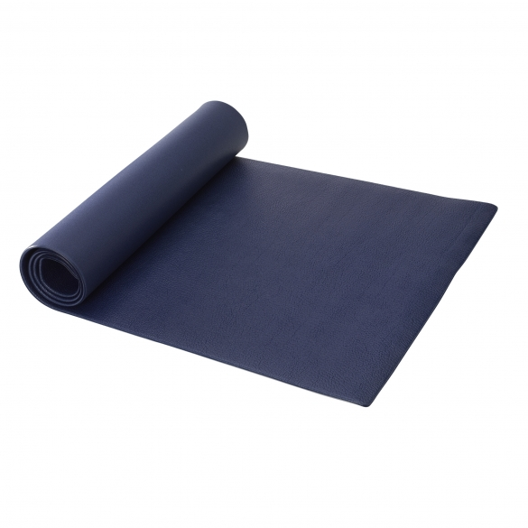 Gaiam Pilates Mat –Marine blauw (5mm)  G81-0006NAVY