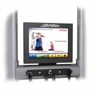 Life Fitness Touchscreen LCD console voor Optima en Signature Pulleys