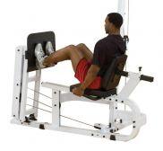 Body-Solid Leg Press voor EXM4000S LP40S