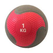 Muscle Power medicijnbal rubber 1 kg