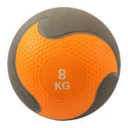 Muscle Power medicijnbal rubber 8 kg