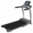 Life Fitness loopband F3 track console display