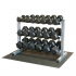 Body-Solid 3 laags dumbbell rek  GDR363