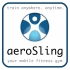 AeroSling Black-Pack loading bag aqua 551020  551020