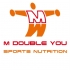 M Double You milk & whey protein vanille 750 gram  MDYM&WVAN750