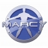 Marcy Power Band Heavy Blue 4,4 CM 14MASCF030  14MASCF030