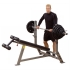 Body Solid halterbank Decline Olympic Bench (SDB351G)  SDB351G