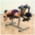 Body Solid Leg Extension / Leg Curl Machine GLCE365  GLCE365