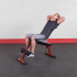 Body-Solid Best fitness Ab board buikspierbank  KBFAB10