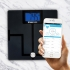 Flow Fitness Bluetooth Body Analyser Scale BS50  FFA16005