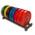 Body-Solid Rubber bumper plate rek  GBPR10