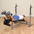 Body Solid Power Centre Combo bench GDIB46L  GDIB46L