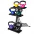 Body-Solid 3-paar kettlebell rek  GDKR50