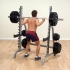 Body Solid power rack GPR370 Multi Press Rack  BODYSOLIDGPR370