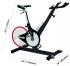 Keiser spinningbike M3 Black Indoor cycle demo  KEM3BLACKdemo
