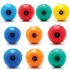Loumet Gymball 2 kg rood  591002