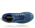 Hoka One One Clifton 6 hardloopschoenen blauw/groen heren  1102872-SWMO-VRR