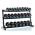 Muscle Power Dumbbell Rek 3 laags MP942  MP942