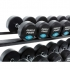 Muscle Power ronde Dumbbellset 22 - 30 KG MP917  MP917