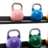 Muscle Power Competition Kettlebell Paars 20 KG MP1302  MP1302PAARS