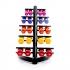 Muscle Power Compact Dumbbell Rek voor Vinyl Dumbbells MP943  MP943