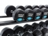 Muscle Power Ronde Dumbbellset 12 KG MP914  MP914-12KGSET