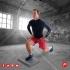 Pure2Improve Balance Pad grijs/rood  P2I100030