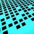 Reebok Trainings Mat Training blauw  7205.369